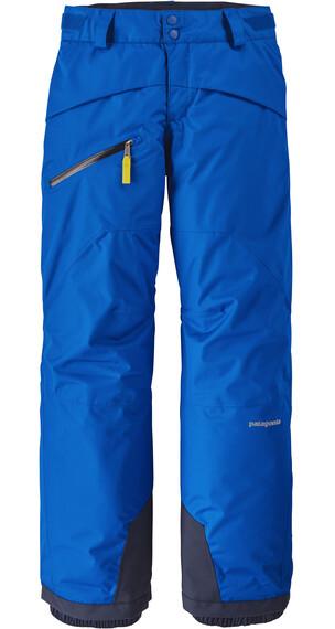 """""""Patagonia Boys Snowshot Pants Viking Blue"""""""